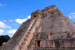 Ancient Maya city of Uxmal XXXIV Stock Images