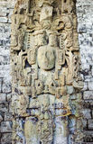 Ancient Maya Statue Stock Images