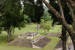 Ancient Mayan City of Copan Royalty Free Stock Images