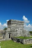 Ancient Mayan House Stock Image