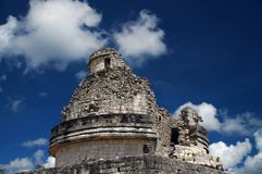 Ancient Mayan Observatory Stock Images