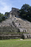 Ancient Mayan ruins Stock Photo