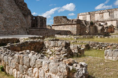 Ancient Mayan ruins Royalty Free Stock Photo