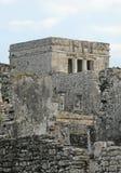 Ancient Mayan Ruins Royalty Free Stock Images