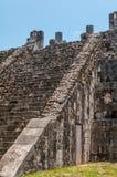 Ancient Mayan Ruins at Chichen Itza, Mexico. Ancient Mayan Ruins at Chichen Itza, Yucatan, Mexico Royalty Free Stock Photography