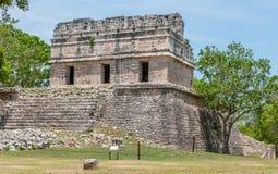 Ancient Mayan Ruins at Chichen Itza, Mexico. Ancient Mayan Ruins at Chichen Itza, Yucatan, Mexico Royalty Free Stock Photos