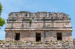 Ancient Mayan Ruins at Chichen Itza, Mexico. Ancient Mayan Ruins at Chichen Itza, Yucatan, Mexico Stock Photos