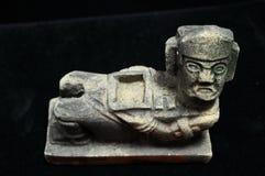 Ancient Mayan Statue Stock Photos