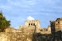 Ancient Mayan Temple Stock Images