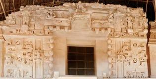Ancient Mayan tomb Royalty Free Stock Images