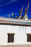 Ancient Mazu Temple in Penghu Royalty Free Stock Image