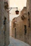 Ancient Mdina Royalty Free Stock Photos