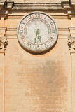 Ancient Mdina Royalty Free Stock Photography