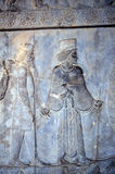 Ancient Mede and Persians soldiers Stock Photo