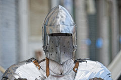 Ancient medieval armor Royalty Free Stock Images