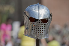 Ancient medieval armor Stock Photo
