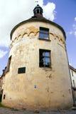 Ancient medieval castle Jaunpils Royalty Free Stock Image
