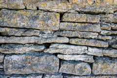 Texture of old rock wall for background royalty free stock photos