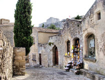 Ancient medieval street Royalty Free Stock Photography