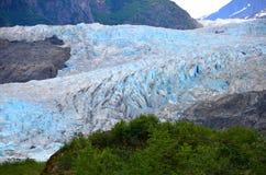 Mendenhall Glacier, Juneau, Alaska Royalty Free Stock Images