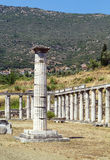 Ancient Messene, Greece Royalty Free Stock Photography