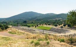 Ancient Messene, Greece Royalty Free Stock Photos