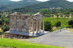 Ancient Messene, Greece Royalty Free Stock Image
