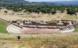 Ancient Messene, Greece Royalty Free Stock Photo