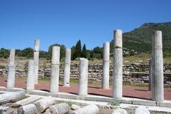 Ancient Messini Royalty Free Stock Photos