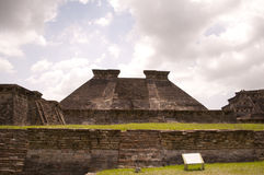 Ancient mexican pyramids Royalty Free Stock Images