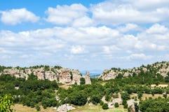 Ancient Midas City Stock Image