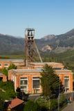 Ancient mine facilities Royalty Free Stock Photo