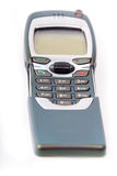 Ancient mobile phone Royalty Free Stock Photo