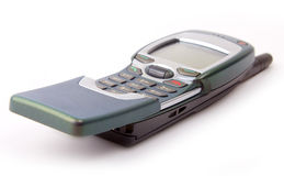 Ancient mobile phone Royalty Free Stock Photography