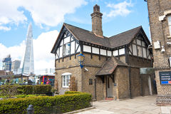 British cottage in London Stock Photography