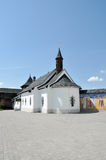 Ancient monastery. To Vladimir-Volynsk Royalty Free Stock Image