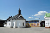 Ancient monastery. To Vladimir-Volynsk Royalty Free Stock Images