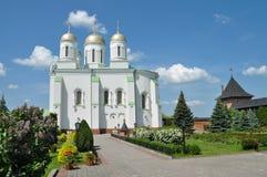 Ancient monastery. To Vladimir-Volynsk Stock Photo