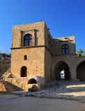Ancient monastery Ayia Napa Stock Images