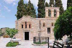 Ancient Monastery Kera Kardiotissa Royalty Free Stock Photos