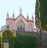 The ancient monastery Stock Photos