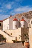 Ancient monastery of Preveli Stock Photo