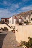 Ancient monastery of Preveli Royalty Free Stock Photos