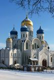 Ancient monastery in Russia. stock photography