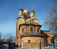 Ancient monastery in Russia. Royalty Free Stock Photos