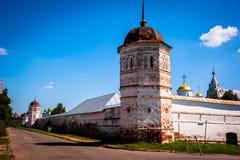 Ancient monastery Stock Image