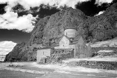 Ancient monastery Tatev in Armenia Stock Photography