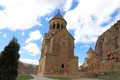 Ancient monastery Tatev in Armenia Stock Photo