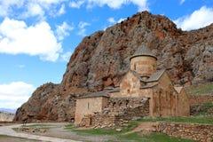 Ancient monastery Tatev in Armenia Royalty Free Stock Image