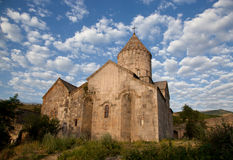 Ancient monastery of Tatev in Armenia Stock Photos
